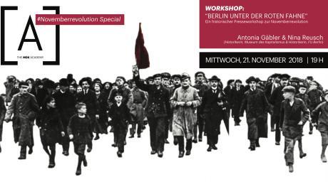 Museum des Kapitalismus_Novemberrevolution